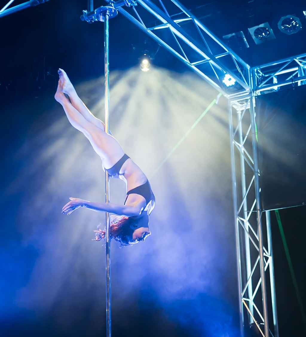 Elite Pole Dancing and Fitness and Riverlinks present Regional Pole Artistry Championships