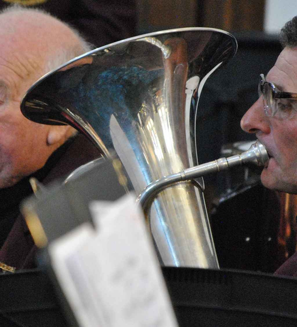 Riverlinks presents Shepparton Brass and Wind's Spring Showcase