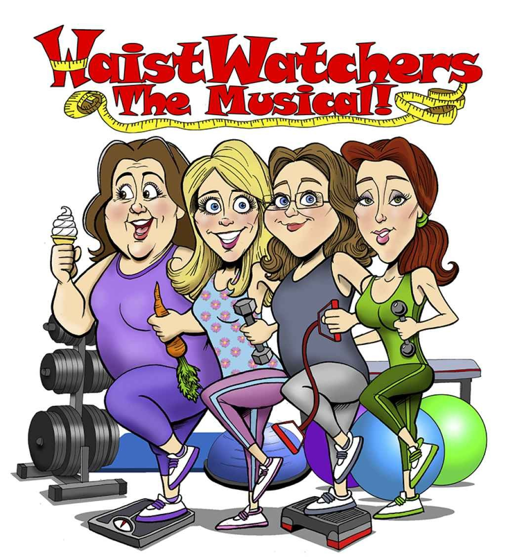 Riverlinks presents Waistwatchers the Musical -- A production by Dana Matthow in association with HIT Productions