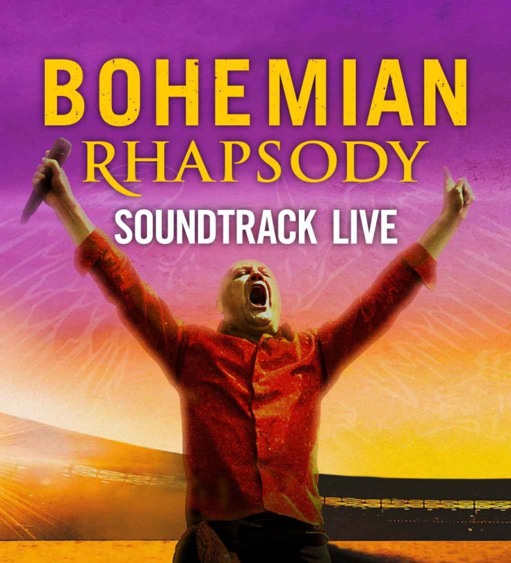 Regional Touring presents Adam Thompson - Bohemian Rhapsody Soundtrack Live