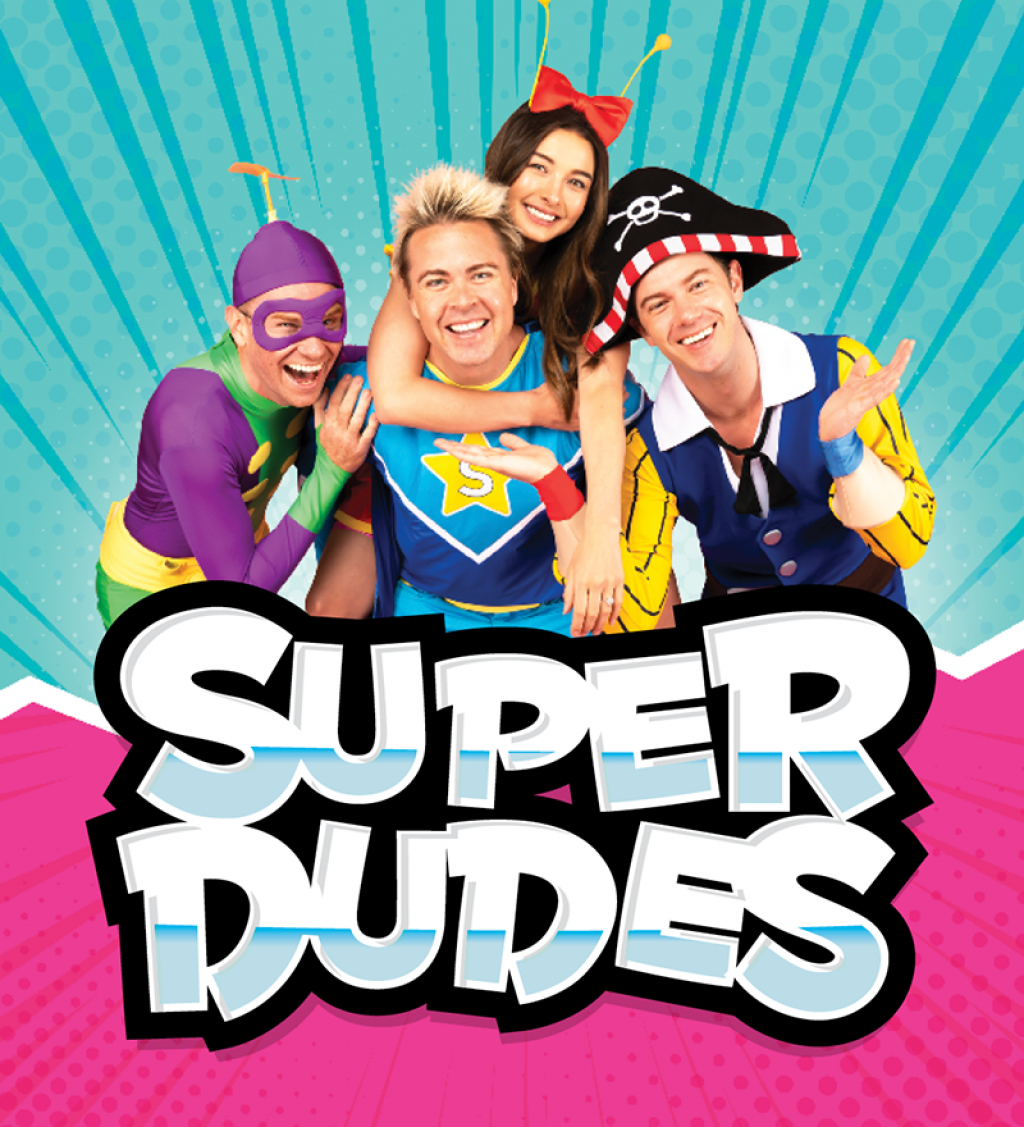 Pace Live presents Superdudes