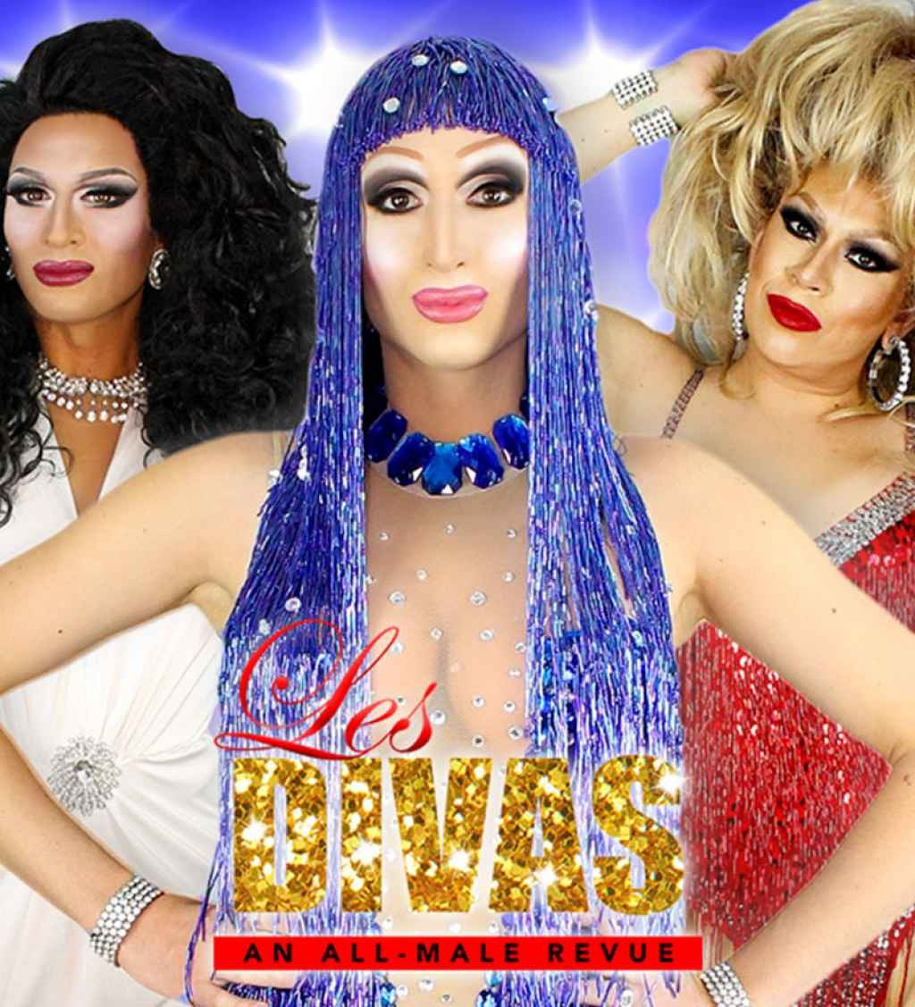 Sydney Drag Queen presents Les Divas - An all-male revue