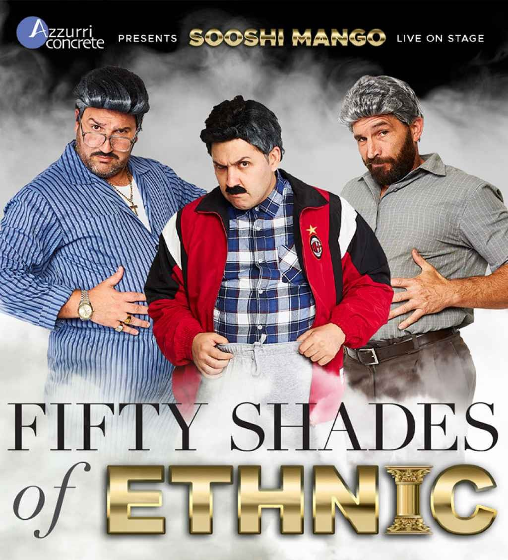 Sooshi Mango presents Fifty Shades of Ethnic