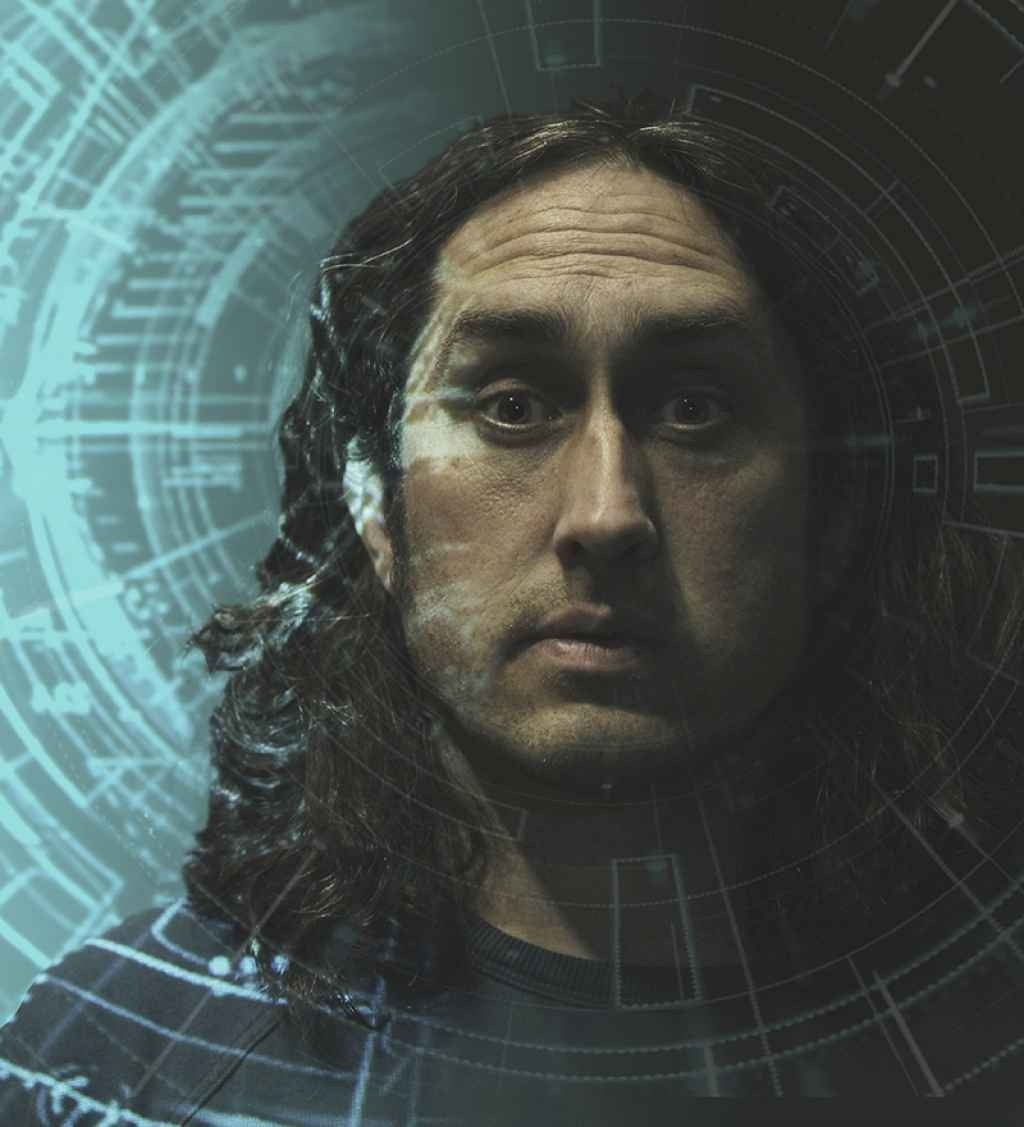 Alist presents Ross Noble - Humournoid