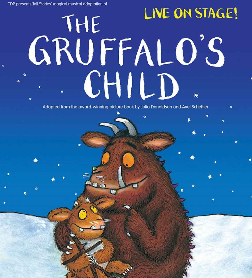 Riverlinks and CDP with Tall Stories' present The Gruffalo's Child -- Part of the 2020 Education Series