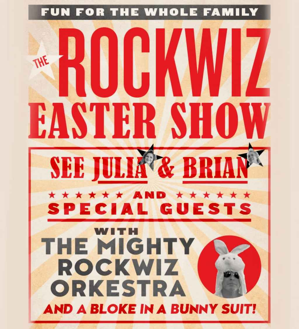 Renegade and Something Fantastic present Rockwiz Live!