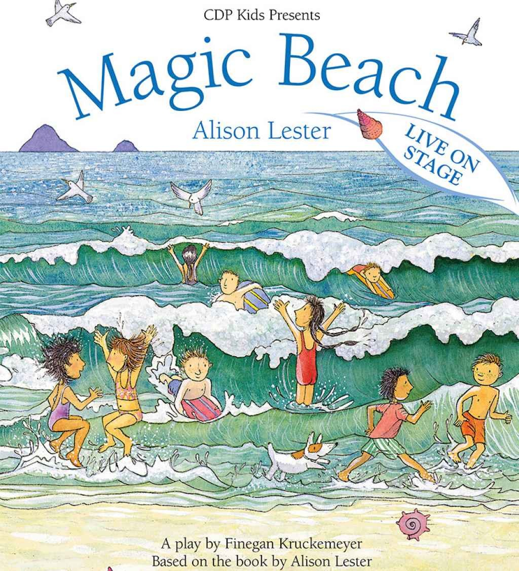 Riverlinks and CDP Kids present Magic Beach -- Part of the 2020 Education Series