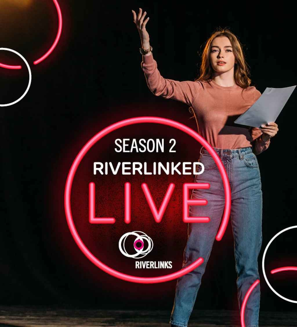 Riverlinks and Greater Shepparton City Council present RiverLinked LIVE Series 2 - Week One