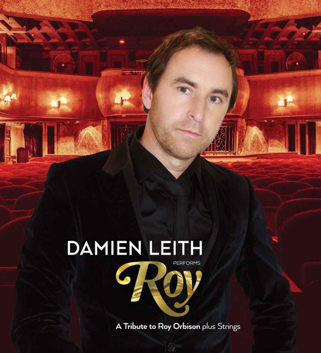 The Harbour Agency presents Damien Leith -- A Tribute to Roy Orbison