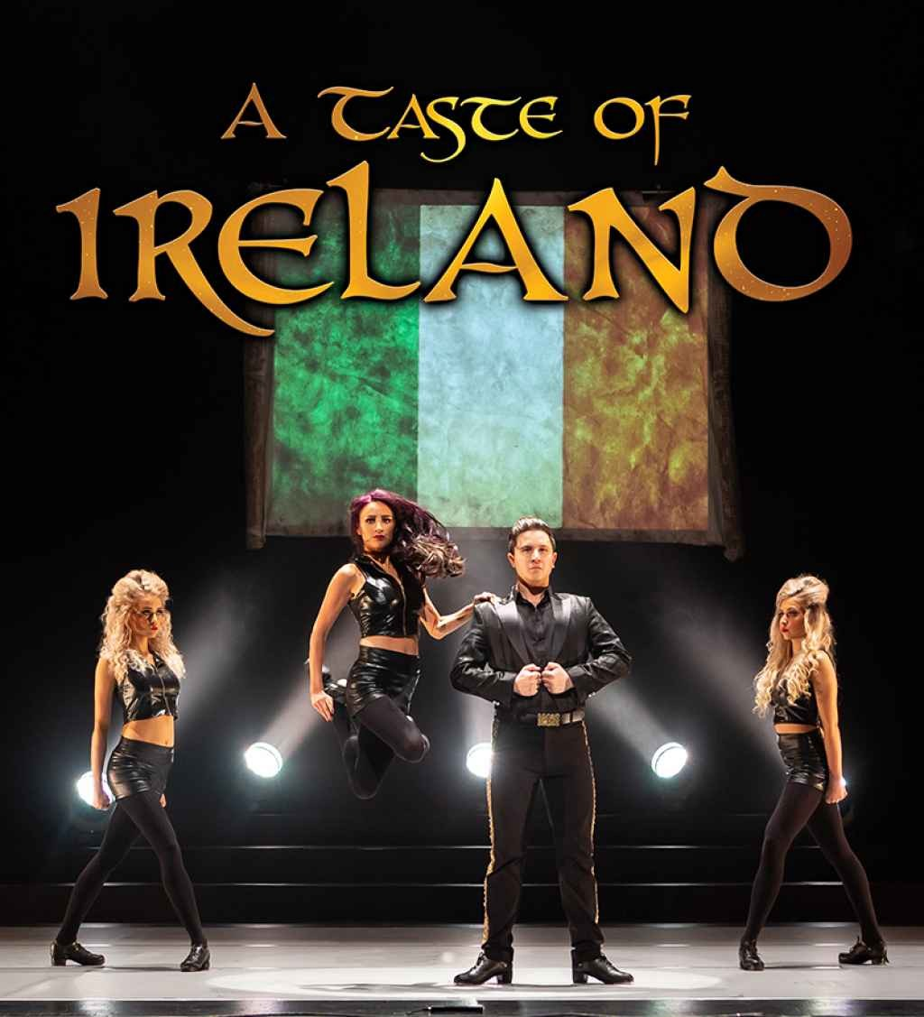 Pace Live presents A Taste of Ireland -- The 2021 Australian Tour