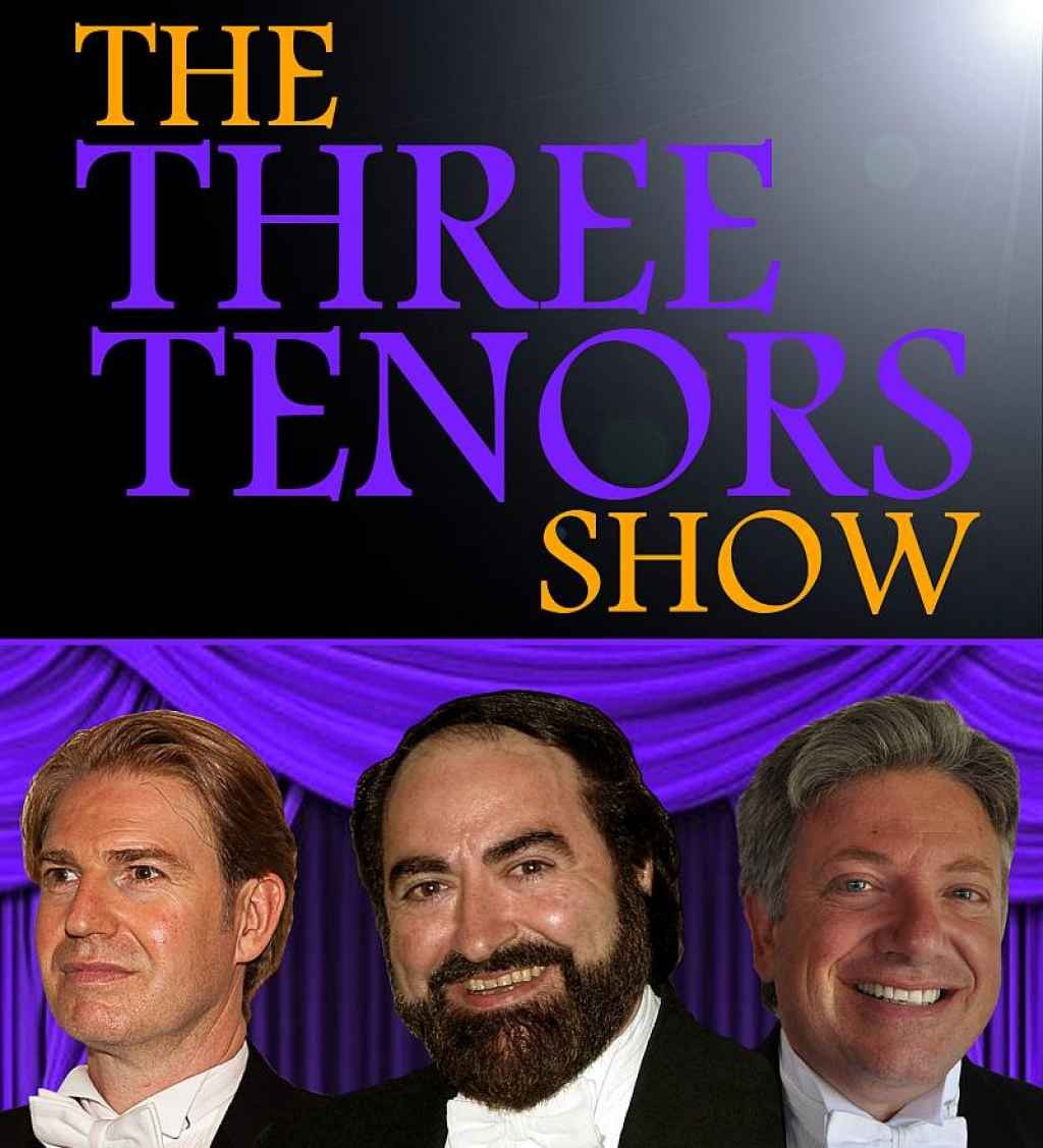 Riverlinks presents Three Tenors Tribute - An Afternoon Delight