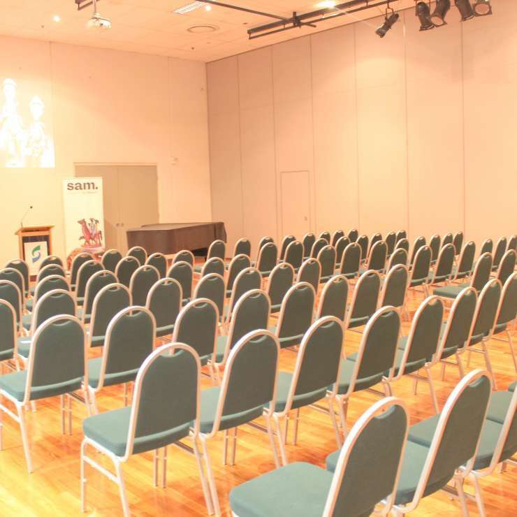 Eastbank - Function Room 2 - Theatre Style Seating