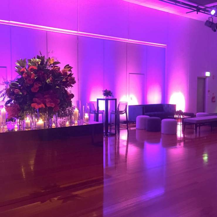 Eastbank - Function Room 1 - Wedding Setup