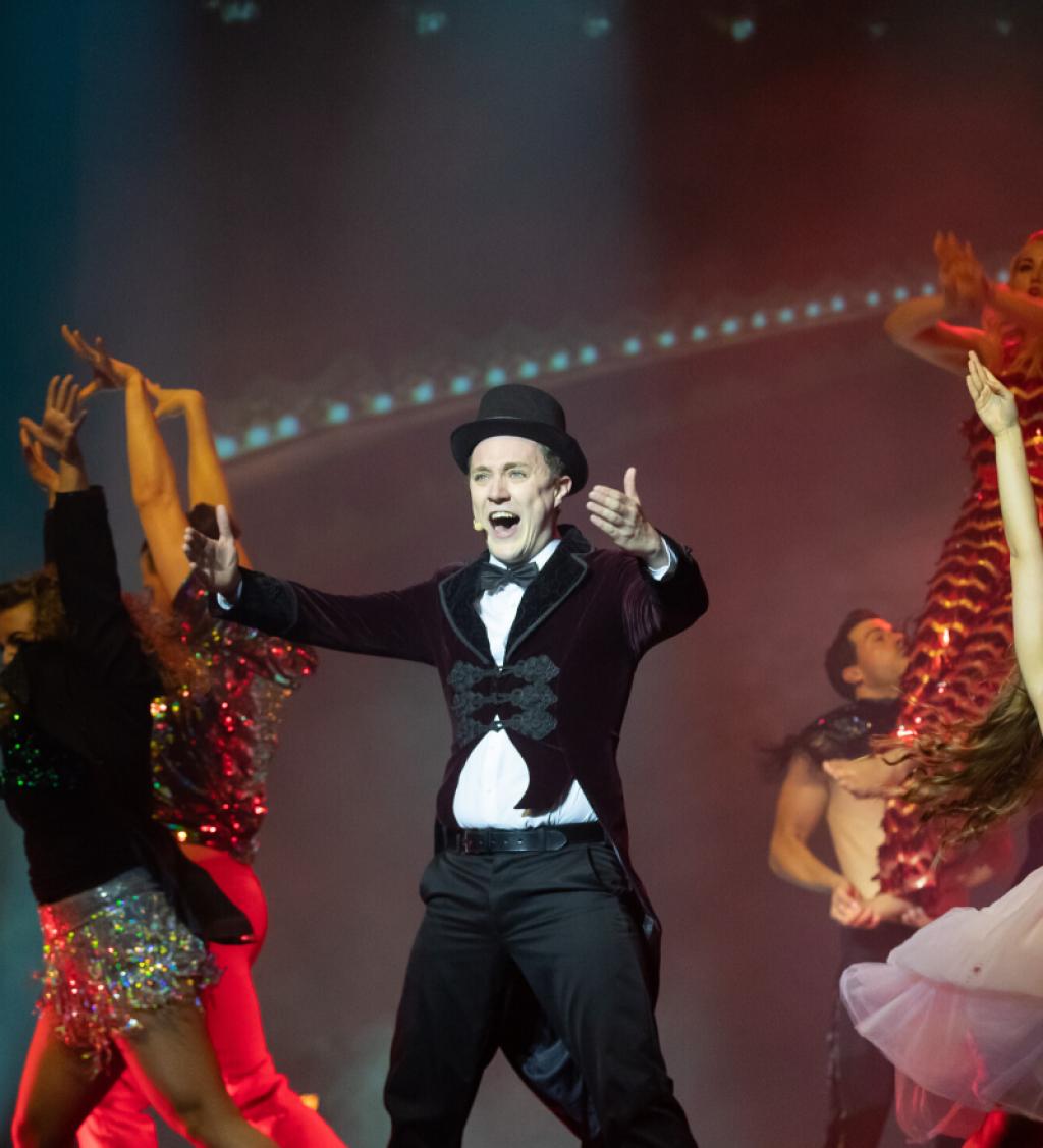 Rokitz Entertainment presents World of Musicals