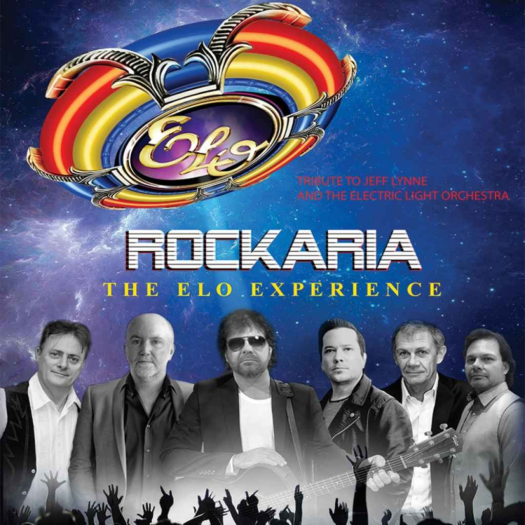 Urban Rush Entertainment presents Rockaria the ELO Experience