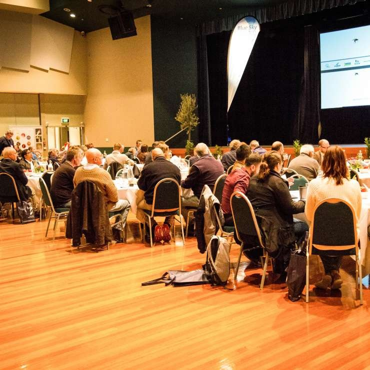 Eastbank - Auditorium - Conference Setup