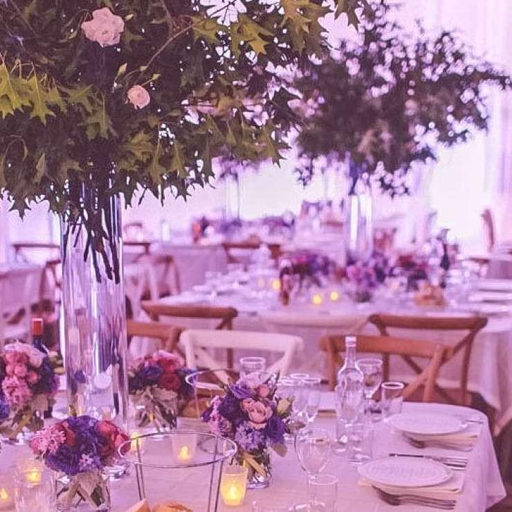 Eastbank - Auditorium - Wedding Setup